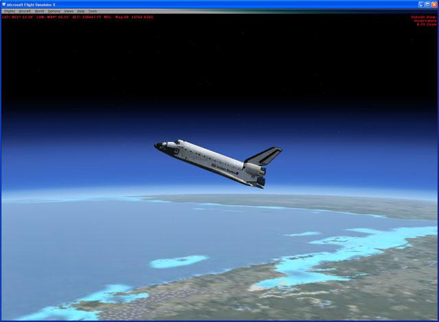 captain sim space shuttle - photo #21